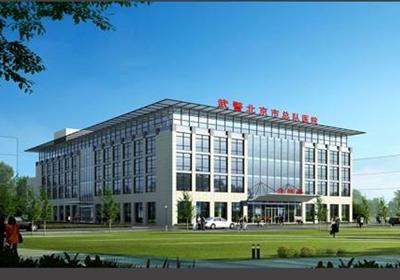 北京武警总医院PET-CT 中心