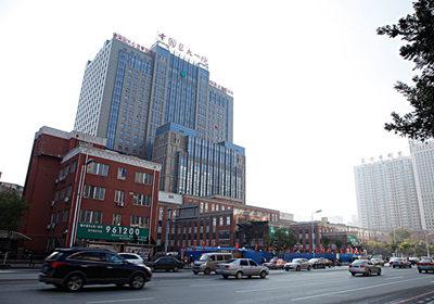 中国医大一院PET-CT中心